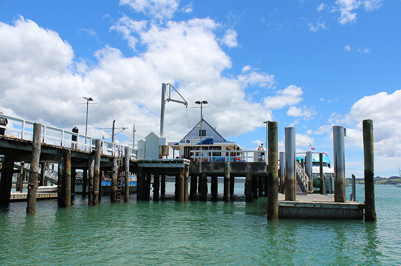 Kororareka / Russell Community Wharf Kaitiaki Trust for the Preservation and Enhancement of the Russell Wharf and Waterfront